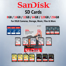 SanDisk SD Card Memory Extreme Ultra Pro (48MB/s up to 95MB/s) Camera Drone OEM
