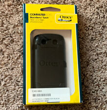 NEW OtterBox Commuter Series for BlackBerry Torch 9850 and 9860 Black No SP NIB