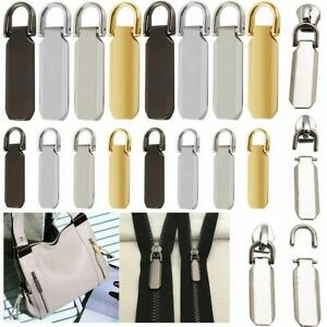 Repair Zipper Zipper Head Replacement Zipper Tab Pull Bag Accessories Zip Fixer