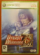 Dynasty Warriors 6, KOEI, Xbox 360, Pal-España ¡¡NUEVO Y PRECINTADO A ESTRENAR!!