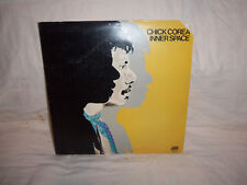 "CHICK COREA ""Inner Space"" Atlantic K60081 Glossy/EX Jazz 2LP UK Import"