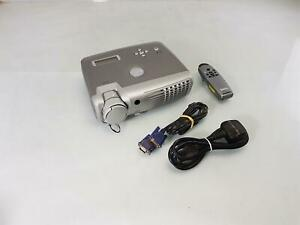 Dell 3300MP Video projector with the case and remote