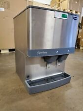 2017 Follett Commercial 110LB Manual Fill Countertop Ice & Water Dispenser 110CM