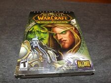 World of WarCraft Lot w/ Expansions Burning Crusade & Lich King