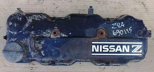 TOP VALVE COVER NISSAN P/U ENGINE Z24 PETROL 2,4cc 8V 4WD RWD USED