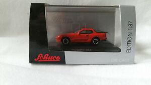 Schuco 452629500 Porsche 944 rot