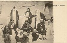 CARTE POSTALE EGYPTE GROUPE DE BEDOUINS