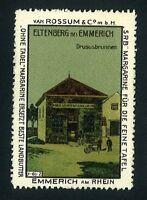 Reklamemarke (Werbemarke): Eltenberg bei Emmerich a.R., Drususbrunnen  *276