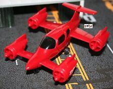 Hot Wings 12114 Moller Air Car Skycar M400X 1/64 Scale Diecast Model Mint