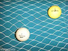 12 x 10' Golf Barrier Net Baseball Net Soccer Net Fish Netting Nautical, Un