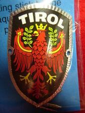 Tirol Austria hiking new medallion badge stocknagel G9891