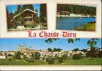 LA CHAISE DIEU    (D7458)
