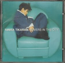TANITA TIKARAM 10 track NEW CD Lovers In The City 16 page LUXURY BOOKLET 1995