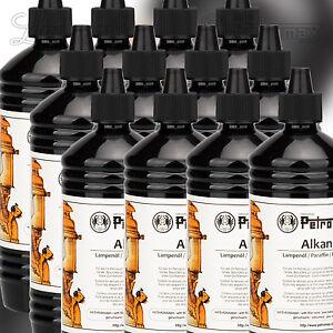 Alkan Lampenöl Petroleum für Sturmlaternen & Lampen & Kocher Petromax Landshop24