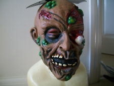 Horror halloween latex zombie mask