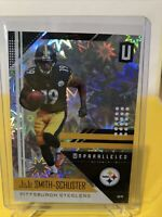 2018 Unparalleled Football #167 JuJu Smith-Schuster /75 Pittsburgh Steelers