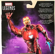 Marvel Legends Avengers Infinity War Iron Man Loose (No Thanos Piece)