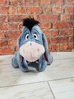 Disney Store Eeyore Donkey Plush Soft Toy Cuddly Teddy Winnie The Pooh