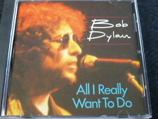 """CD """"All i really want to do"""" von Bob Dylan / 51.012"""