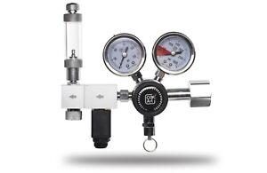 Co2Art Aquarium Regulators, Pro-Elite & -SE with Solenoid & Sodastream Adapter