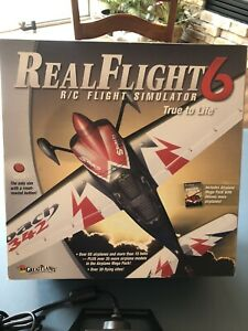 Real flight 6 Megapack With Controller