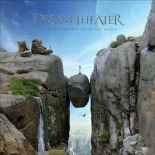 PRE-ORDER Dream Theater - View From The Top Of The World [New Vinyl LP] Black, C