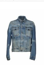 JUST CAVALLI Denim Jacket Outwear EU 40 L