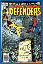 THE DEFENDERS # 61 - Marvel 1978  (fn-vf) Hulk