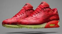 NIKE AIR MAX 90 ICE GYM RED Men's Trainers Size UK 8.5 EUR 43