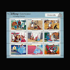 Grenada, Sc #1542, MNH, 1987, S/S, Disney, Cinderella, DIB307