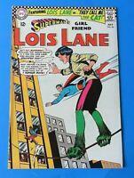 SUPERMAN'S GIRLFRIEND LOIS LANE #66 ~ 1966 DC SILVER AGE ~ VF