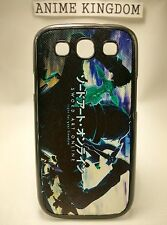 USA Seller Samsung Galaxy S3 III  Anime Phone case Cover SAO Sword Art Online