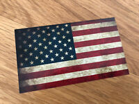 USA FLAGGE Aufkleber Sticker Flag Amerika Tuning Performance America V8 US Mi357