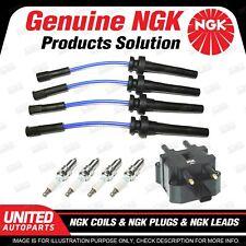 NGK Spark Plugs Coils Leads Kit for Chrysler PT Cruiser PT 2.0L ECC 4Cyl 00-02