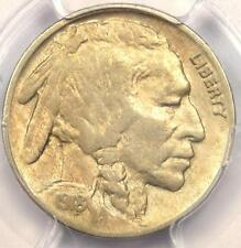 1918 2 Feathers Buffalo Nickel 5C FS-401 - PCGS VF - Rare Two Feathers Variety