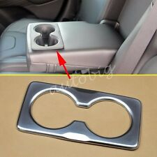 Rear Seat Cup Holder Cover For Jeep Cherokee 2014-2017 KL Interior Storage Trims