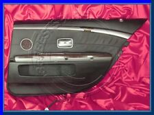 BMW 7 series E66 REAR RIGHT DOOR INNER COVERING PANEL LEATHER COVER TRIM 6793333