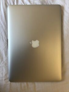 "macbook pro 15"", i7, 16gb ram, 2012 Retina, 750 Ssd, Immaculate, Good condition"