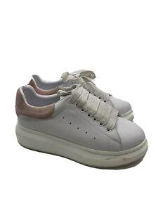 Alexander Mcqueen Oversized Sneaker PATCHOULI RRP 390 37.5
