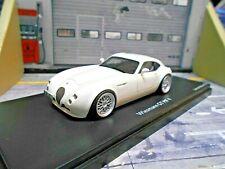 WIESMANN BMW GT MF 4 Coupe weiss white Pro R Schuco 1:43