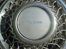 One factory 1992 1993 Plymouth Voyager Dodge Caravan 14 inch wire spoke hubcap