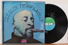 "Yusef Lateef LP ""The Blue Yusef"" ~ Atlantic 1508 ~ Orig 1968 ~ Free Jazz"