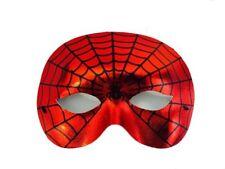 Spiderman Eye Mask Fancy Dress Fun Super Hero Mask For Kids Adult