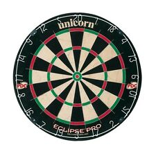 Unicorn Eclipse Pro PDC Championship Quality Bristle Dartboard As Seen On TV