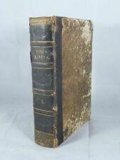 TITUS LIVIUS, T. LIVII PATAVINI - Historiarum Libri, Leipzig 1829