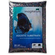 Imagitarium Black Lagoon Aquarium Gravel