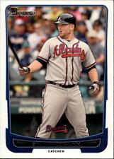 2012 Bowman Baseball #70 Brian McCann Atlanta Braves