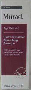 MURAD AGE REFORM HYDRO-DYNAMIC QUENCHING ESSENCE NEW IN SEALED BOX 1 FL.OZ. 30ml