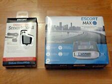 *New & Sealed* Escort Max360C Laser Radar Detector WiFi & Bluetooth, & SmartCord