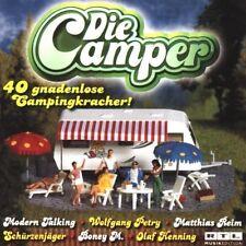 Die Camper (1999, RTL) Modern Talking, Boney M., Bad Boys Blue, Mike Ba.. [2 CD]